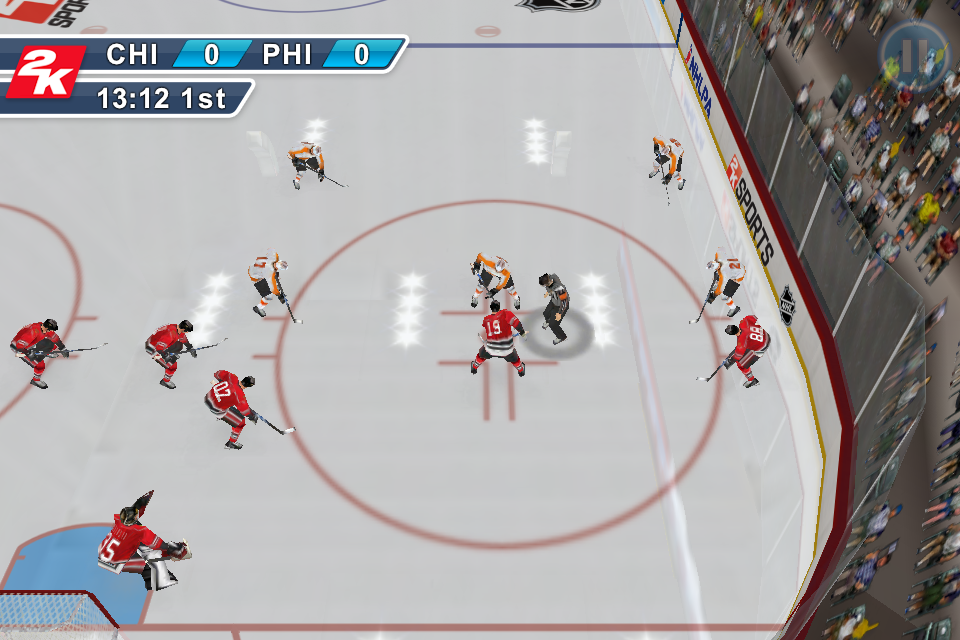 Screenshot 2K Sports NHL 2K11