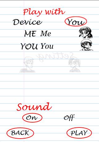 Screenshot You & Me – X/O